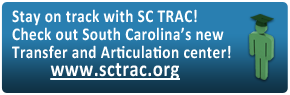 Link to sctrac, South Carolina's new Transfer and Articulation Center!